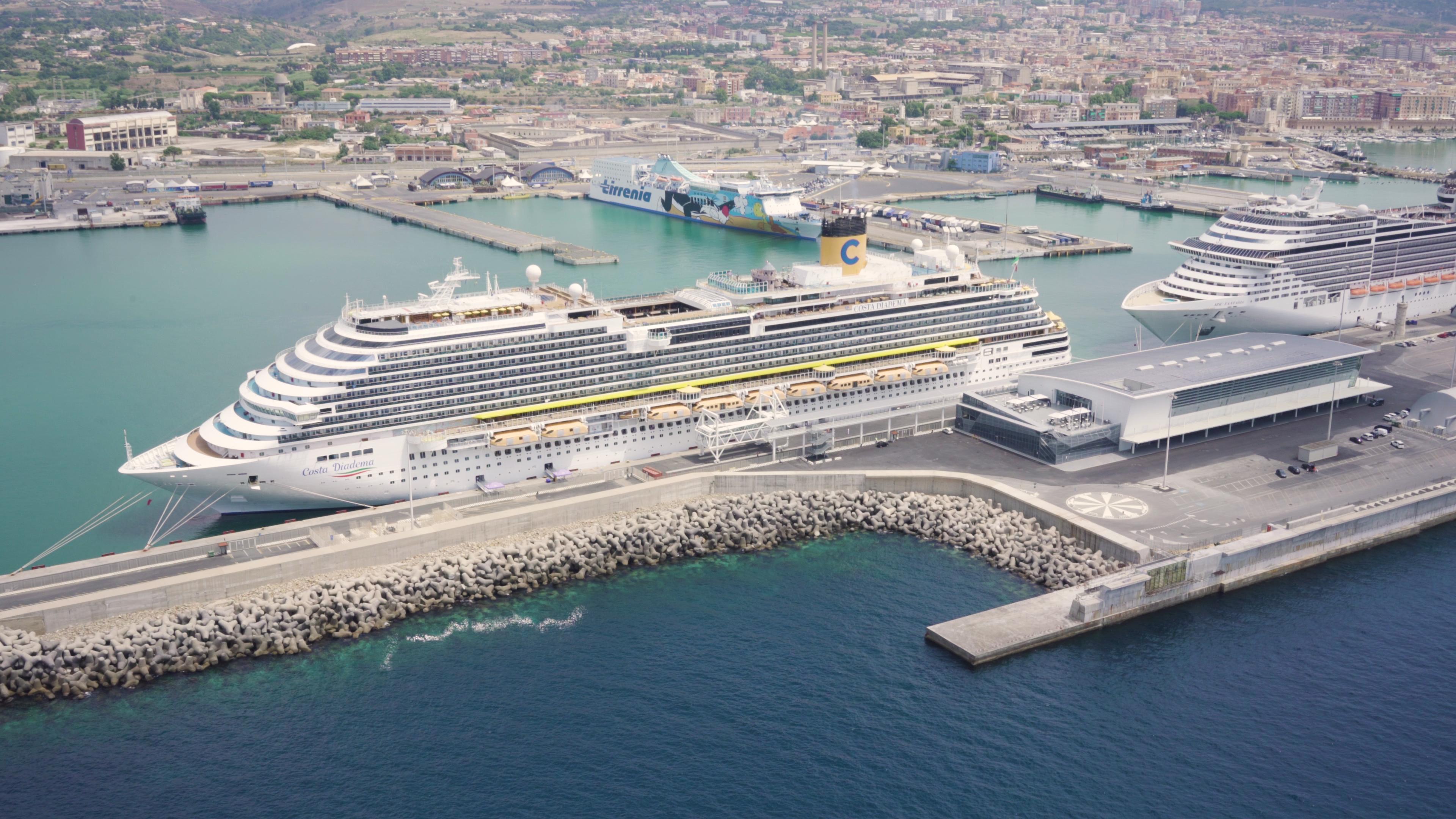Discover lazio civitavecchia - Cruise port rome civitavecchia ...